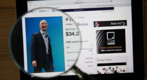 Jeff Bezos w trzy dni sprzedał akcje Amazona o wartości 1,8 mld dol