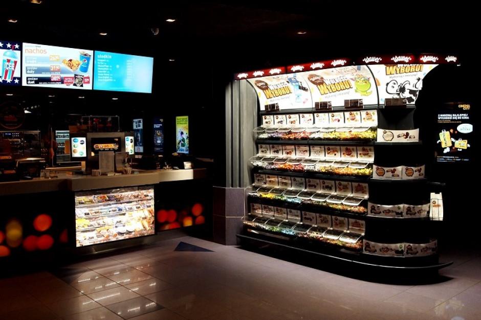 Słodycze marki Wawel wchodzą do kin Cinema City w całej Europie Środkowej