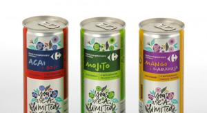 Carrefour wprowadza na rynek napoje energetyczne dla kobiet