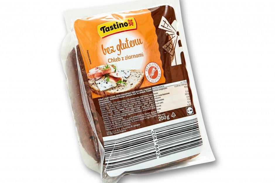 Lidl wprowadza do oferty bezglutenowe chleby
