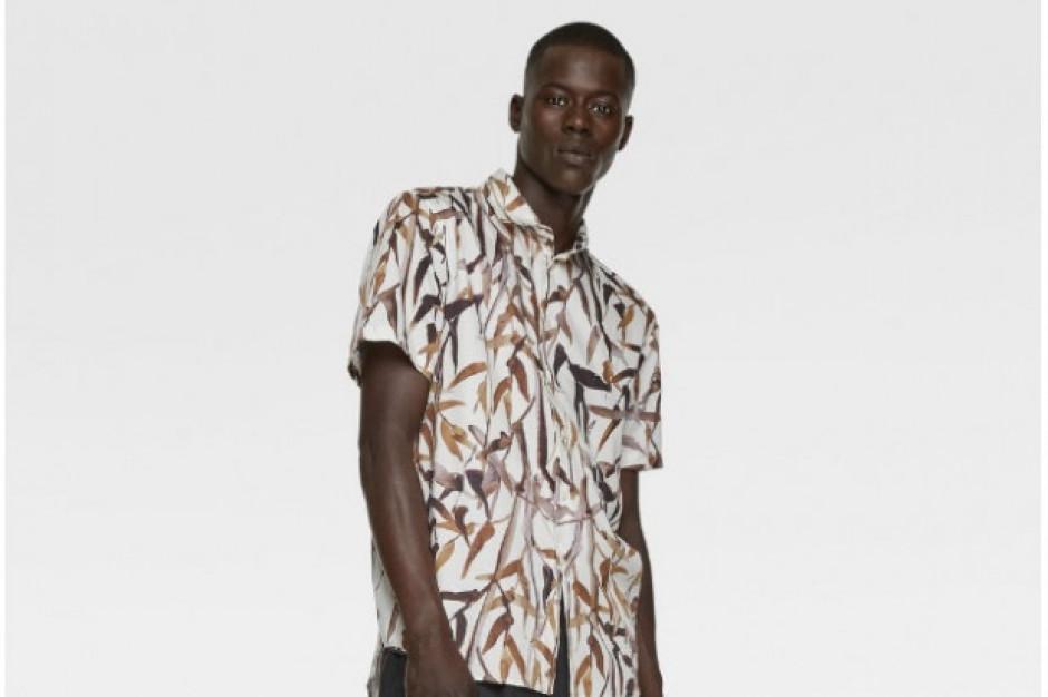 zara koszule z bambuserm