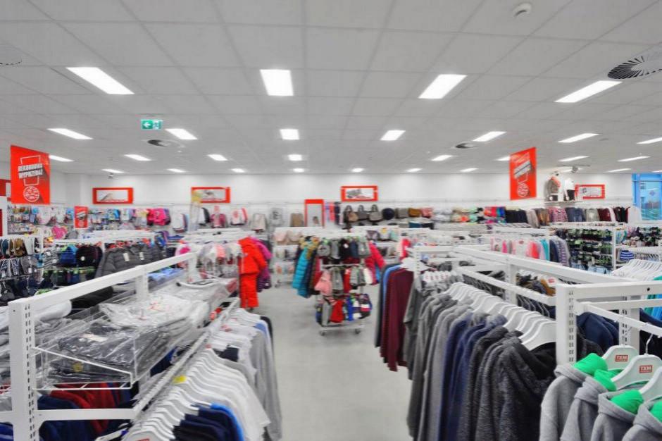 Supermarket, dyskont tekstylny i drogeria to sprawdzony zestaw najemców parków handlowych