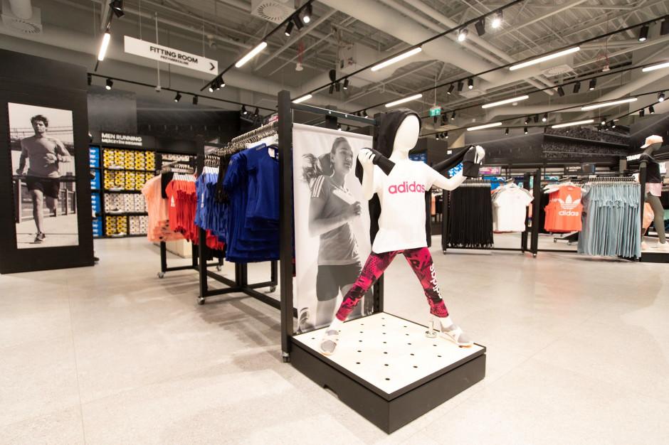 Silesia Outlet z marką Adidas