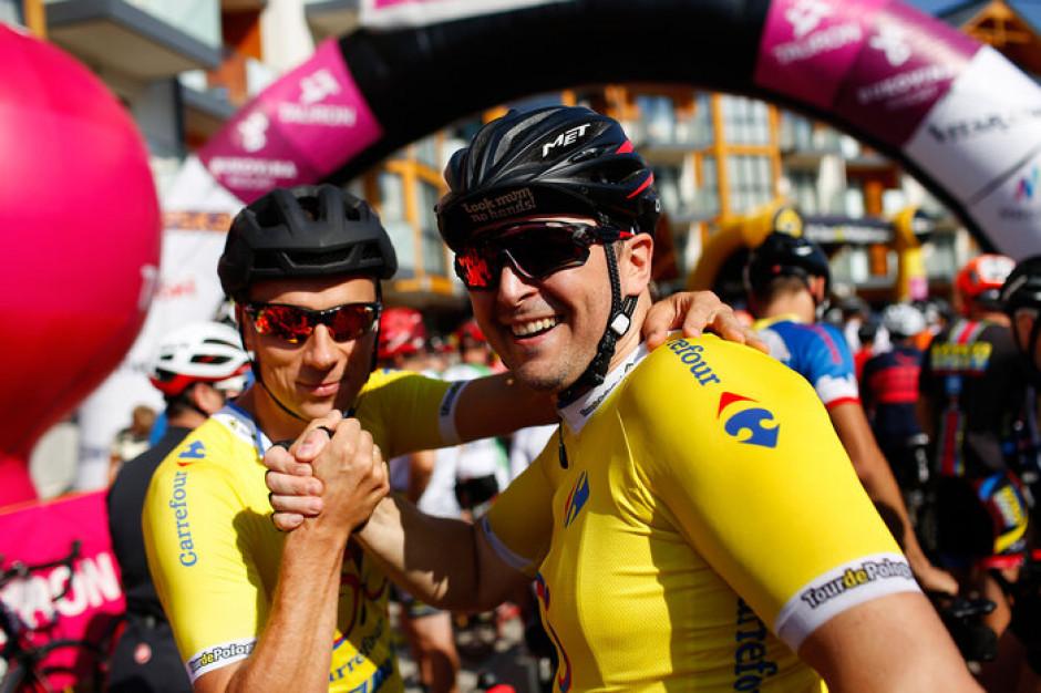 Prezes Carrefoura startuje w Tour de Pologne Amatorów