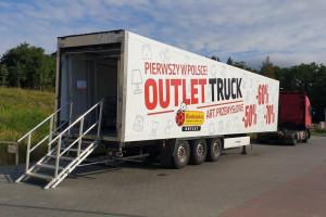 Mobilna Towaroteka? Outlet trucki Biedronki ruszają w Polskę