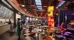 Centrum Galaxy stawia na gastronomię