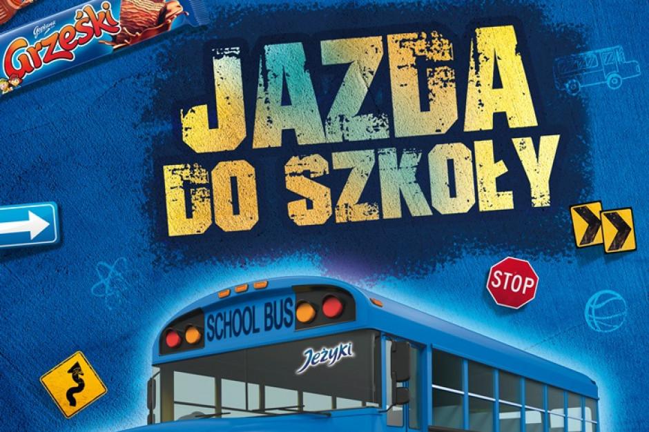 Grześki & paczka Jazda do szkoły –  jesienna promocja na dobry start