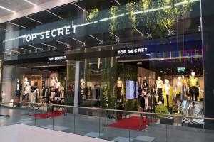 Top Secret otworzył w Galerii Młociny sklep w nowym koncepcie