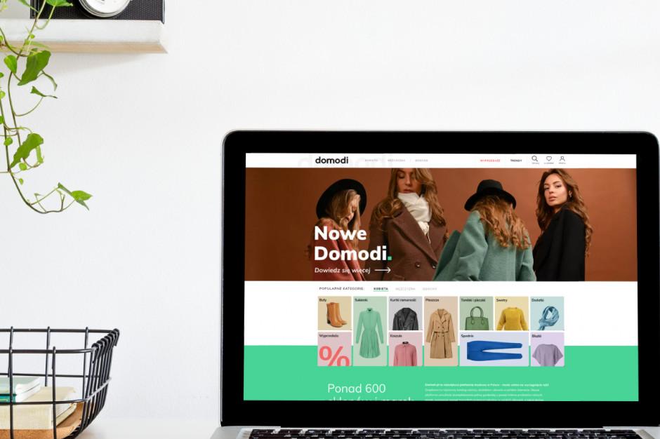 Domodi.pl chce sprzedawać jeszcze więcej