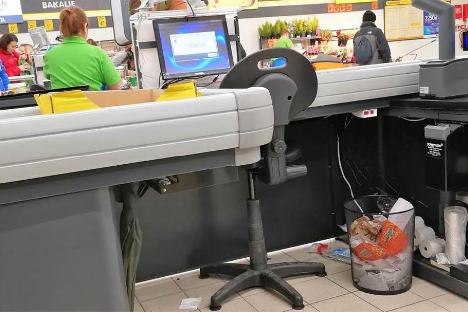 Sieci handlowe zdradzają, jak dbają o porządek w sklepach