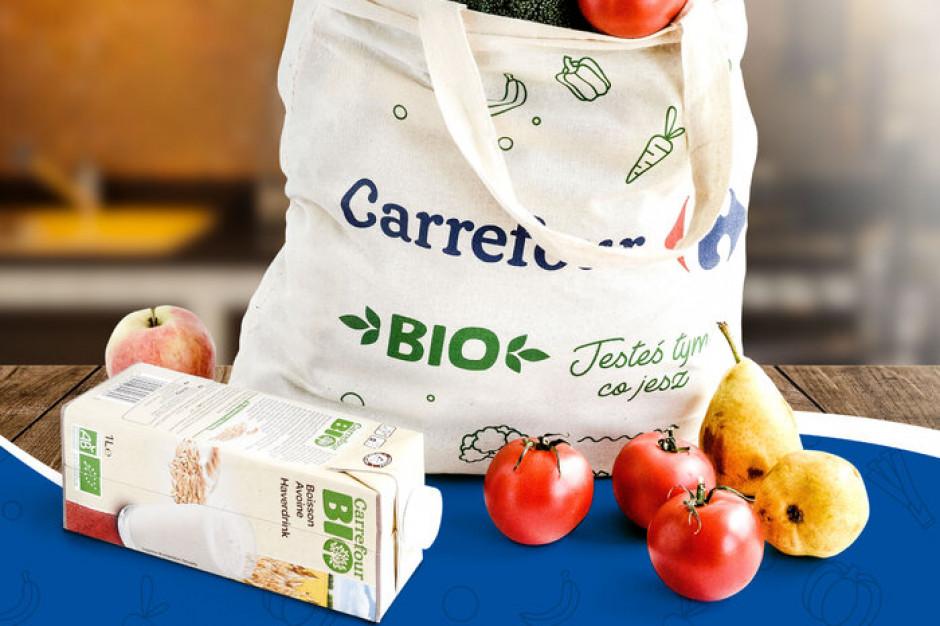E-sklep Carrefour z systemem poleceń i zniżek