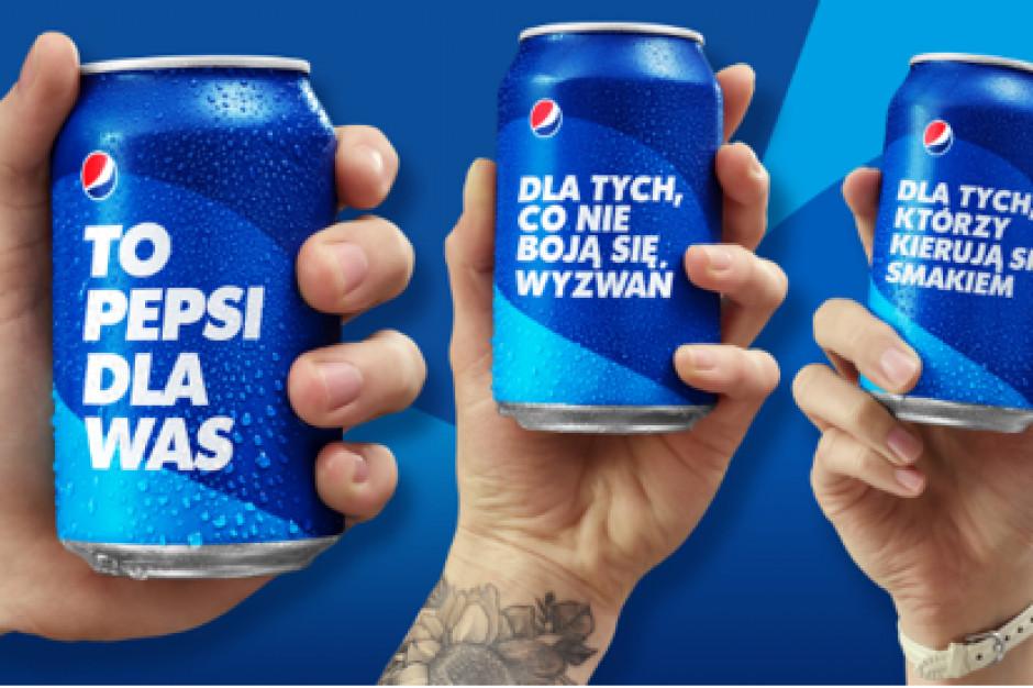 Nowa kampania Pepsi z udziałem influencerów