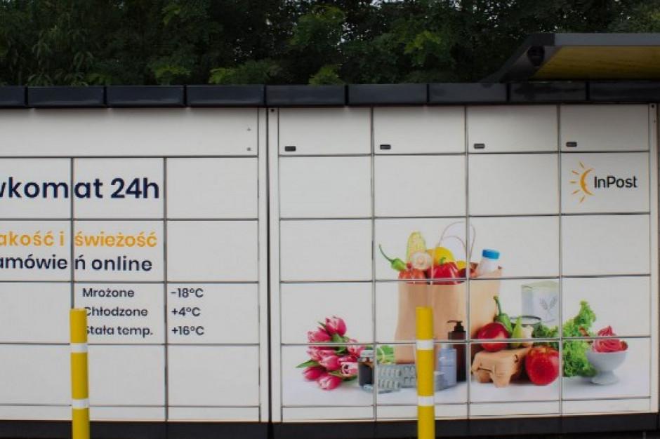 InPost gotowy na rozwój e-grocery. Teraz czeka na ruch sektora handlowego