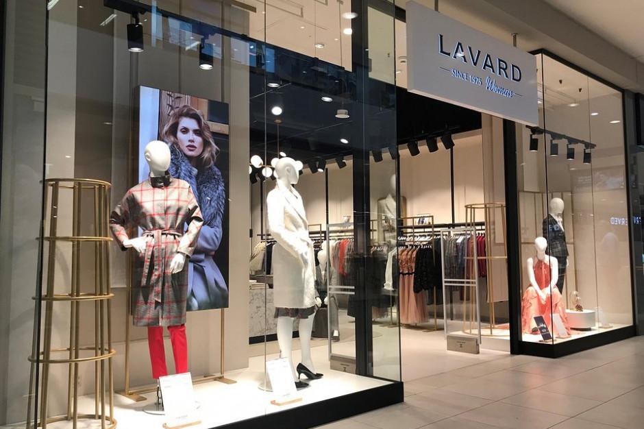 Salon Lavard Woman otwarty w Zielonych Arkadach