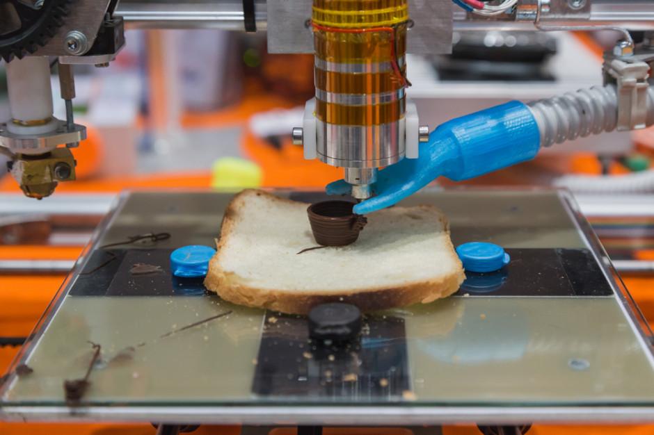 Przyszłość żywności: Druk 3D, edycja genów, białko pochodzenia roślinnego i spersonalizowane odżywianie