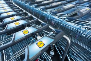 Połowę wszystkich nowych sklepów w naszym regionie otwiera Lidl i Kaufland