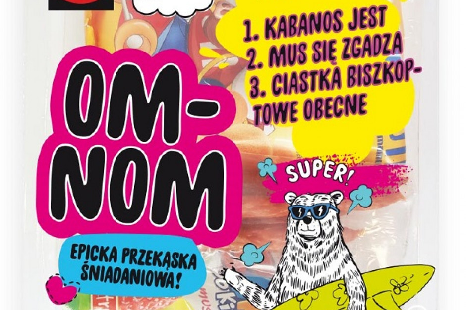 Box śniadaniowy Om-Nom od marki Olewnik