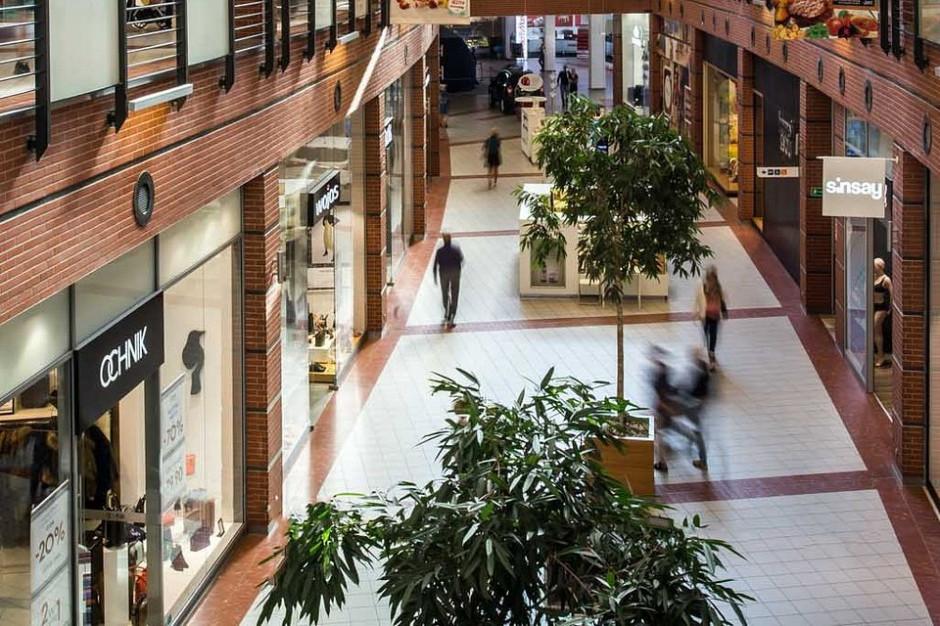 Centrum handlowe w Koszalinie wraca do starej nazwy