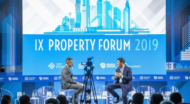 Property Forum 2019: O trendach w sektorze nieruchomości komercyjnych