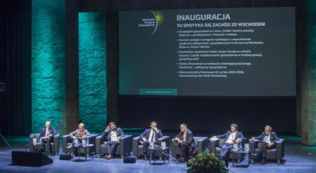 VI Wschodni Kongres Gospodarczy: zobacz kto potwierdził udział