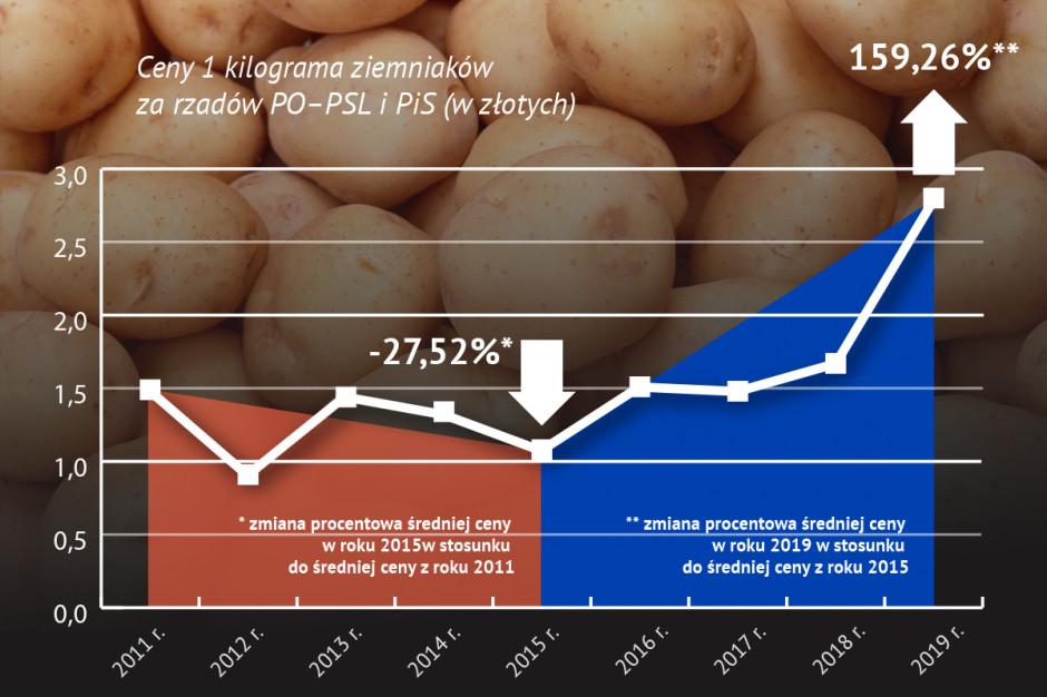 Koszyk cen dlahandlu.pl: Jak na przestrzeni ostatnich lat zmieniały się ceny owoców i warzyw?