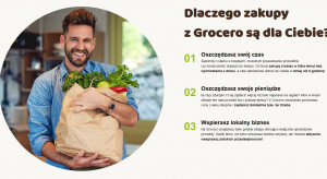 Na rynku debiutuje Grocero.pl - serwis do e-zakupów ze sklepów stacjonarnych