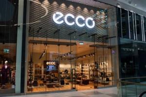 Sklep Ecco w Galerii Młociny w nowym koncepcie