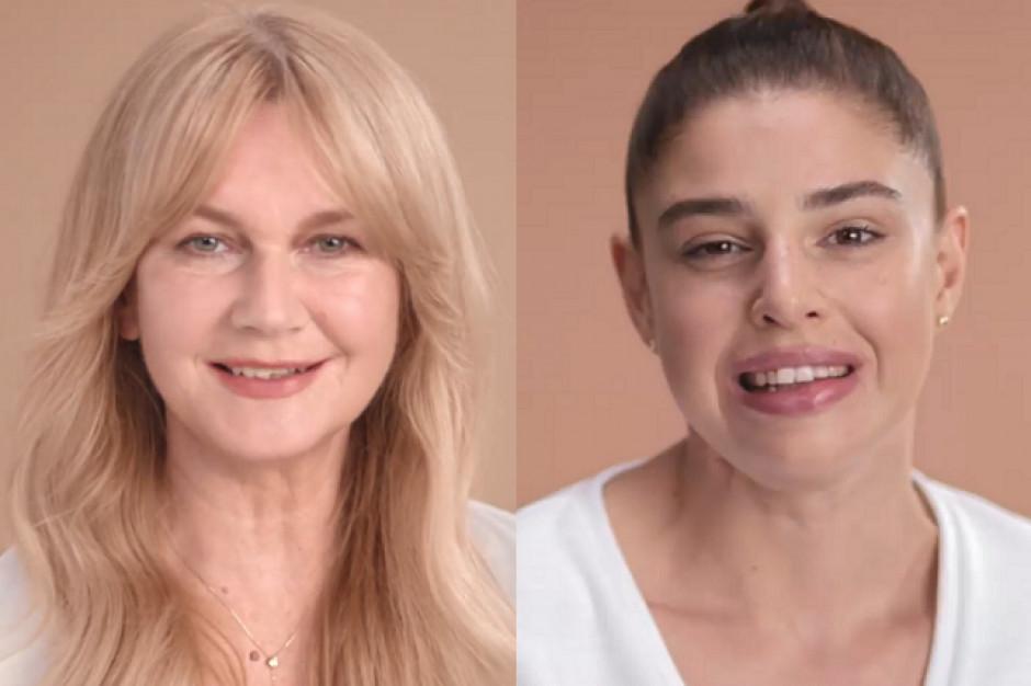 Grażyna Torbicka w kampanii podkładu L'Oréal True Match