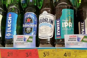 Raport: Ceny piwa w górę, najbardziej podrożały najtańsze