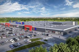 Carrefour zakończył rozbudowę Galerii Słowiańskiej. Smyk i Pepco wśród nowych...