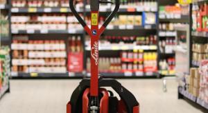 Kaufland wyposażył 212 sklepów w elektryczne wózki paletowe