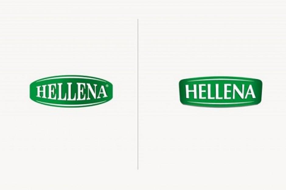 Hellena z nowym logo