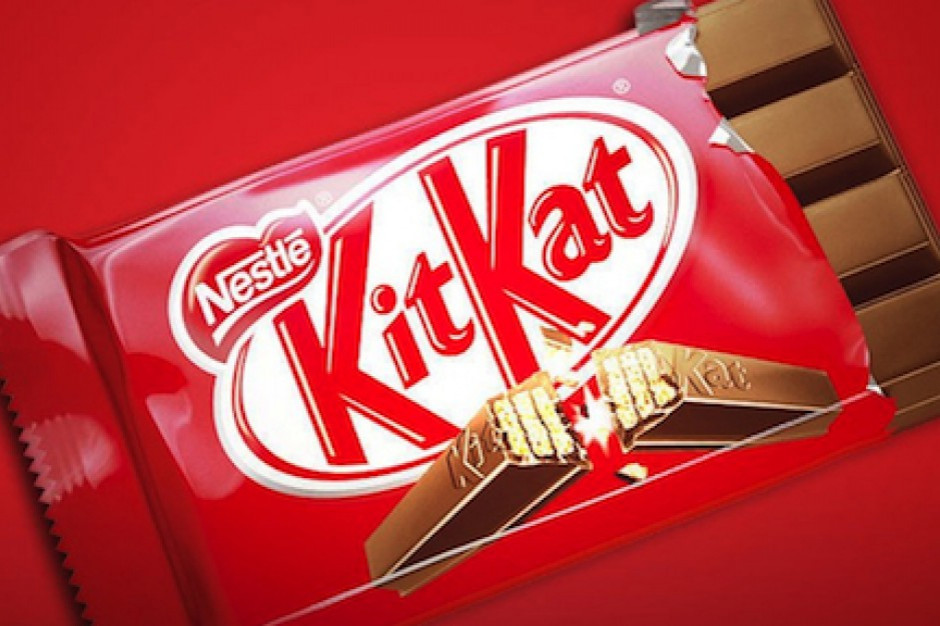 Nestle wyprodukuje batoniki KitKat w wersji luksusowej