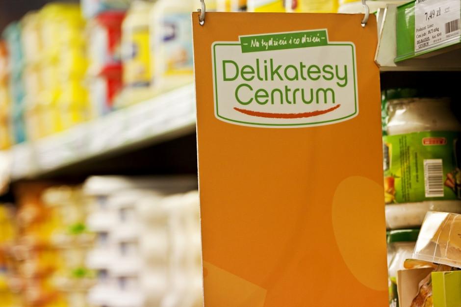 Delikatesy Centrum też będą miały bezobsługowy sklep