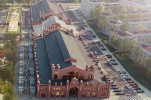Społem Śródmieście chce rewitalizować kompleks przy pl. Mirowskim