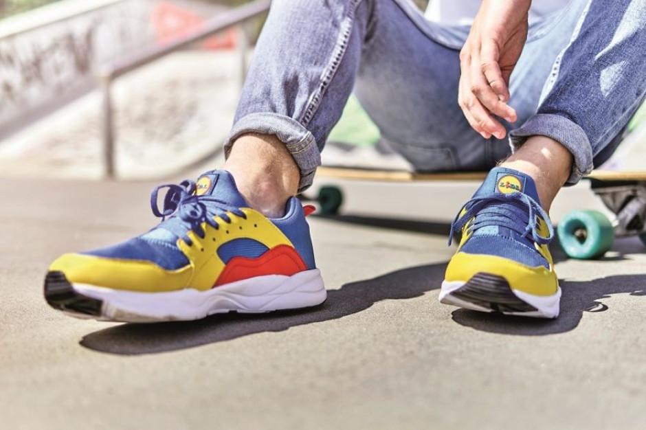 Fani Lidla dostaną firmowe sneakersy Z zaplecza