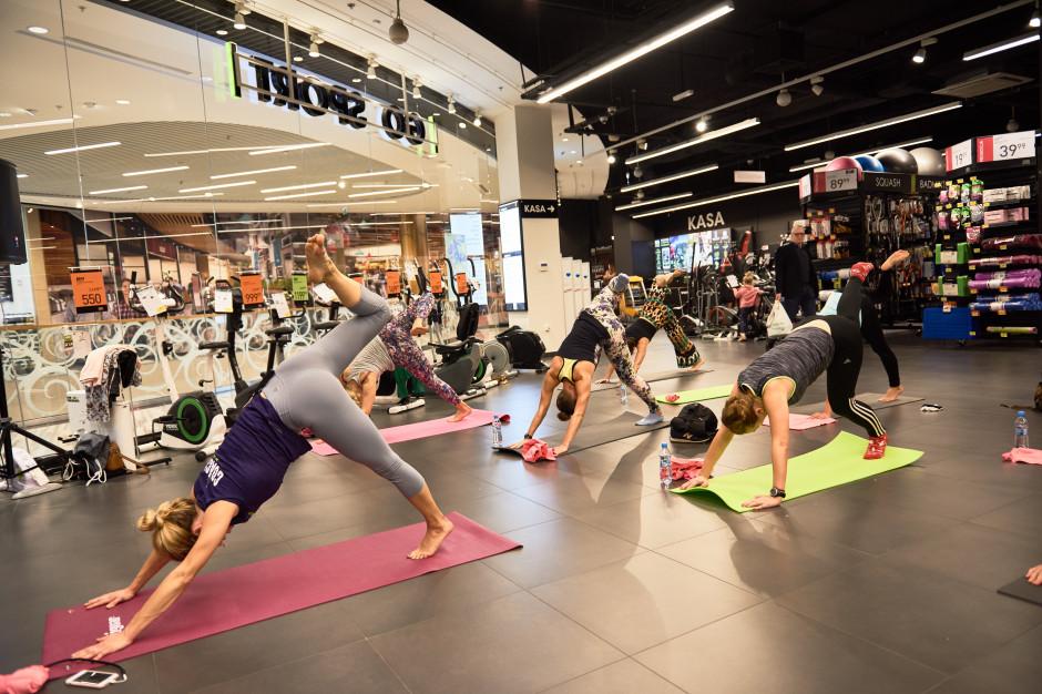 Go Sport organizuje w sklepach treningi #GOCoaching