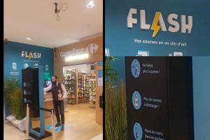 Flash – Carrefour proponuje nowy format automatycznego sklepu