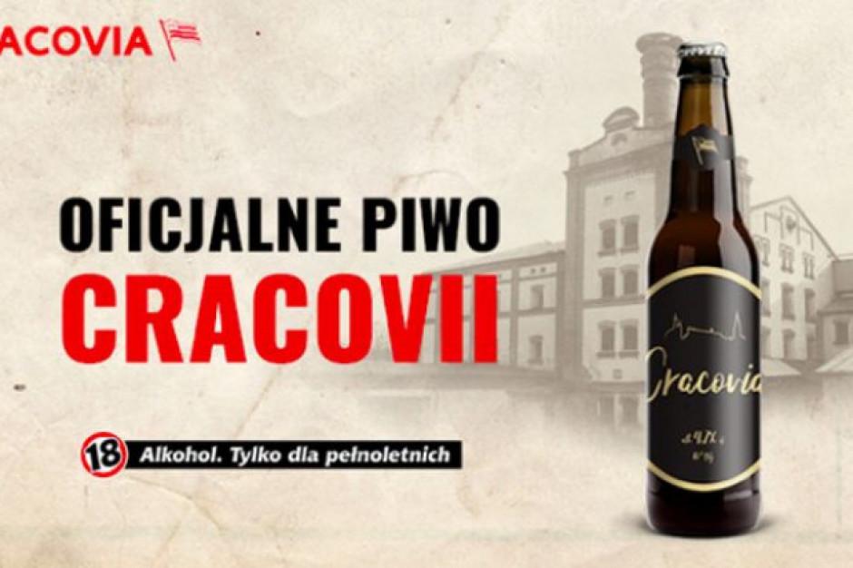 Browar Pilsweizer sponsorem klubu Cracovia