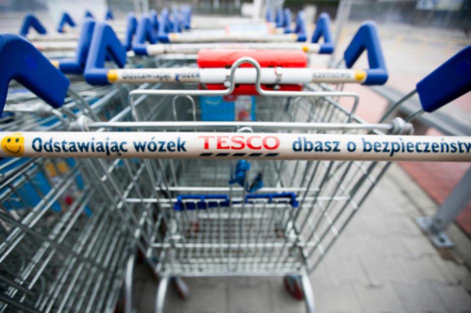 Tesco planuje w Polsce drastyczną obniżkę powierzchni handlowej i asortymentu