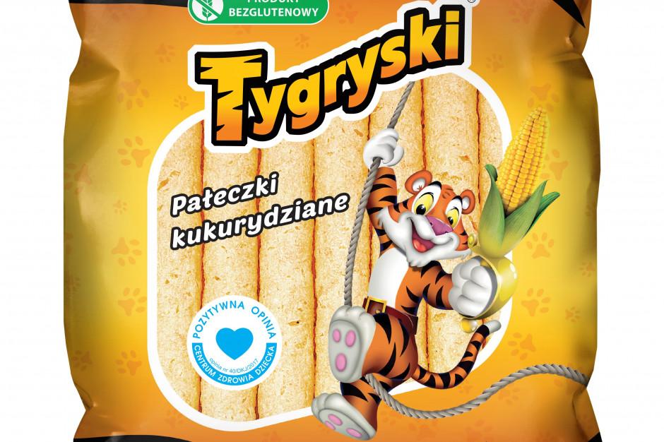 Lunchboxy za zakup produktów marki Tygryski