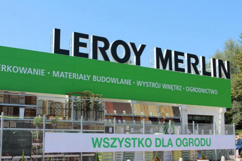 Leroy Merlin Jak Ikea Siec Rusza Z Miejskim Konceptem Strona 2 Non Food