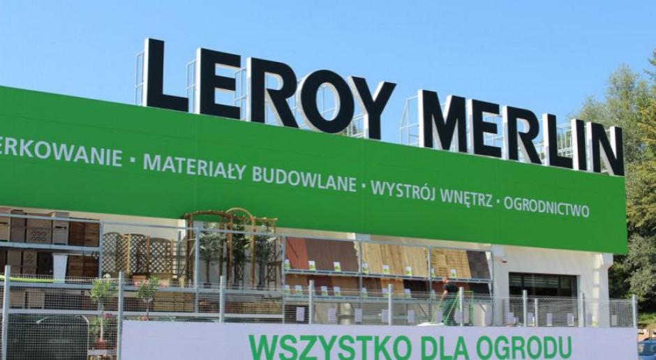 Leroy Merlin jak IKEA - sieć rusza z miejskim konceptem