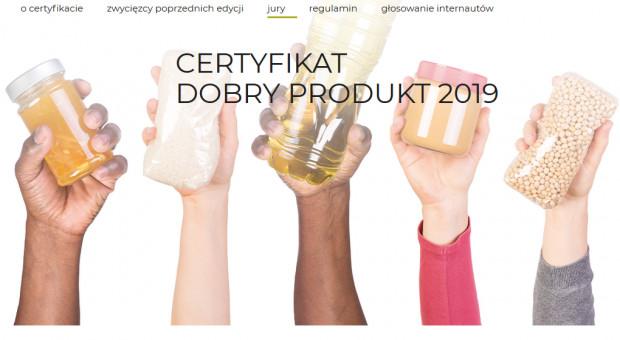 Zagłosuj w konkursie Dobry Produkt! Wskaż swojego faworyta