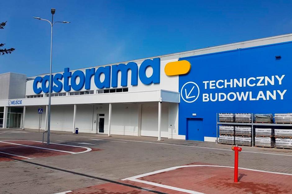 Castorama ze sklepem w Pabianicach