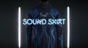 Muzyczna koszula pozwala