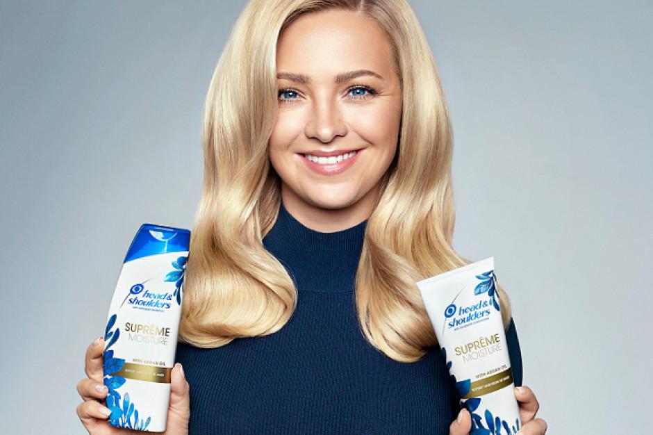 Barbara Kurdej-Szatan zastąpiła Annę Lewandowską w reklamach Head&Shoulders