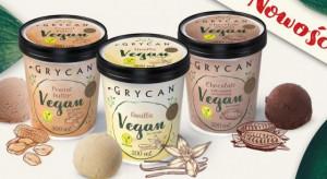 Wegańskie lody Grycan dostępne w Lidlu