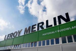 Leroy Merlin kupuje 3 sklepy, które zamyka Tesco