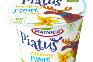 OSM Piątnica startuje z kampanią jogurtów Piątuś